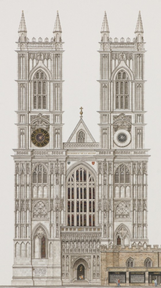 <span class=&#34;link fancybox-details-link&#34;><a href=&#34;/exhibitions/7/works/image_standalone178/&#34;>View Detail Page</a></span><p>Varsha Bhatia,&#160;<em>Westminster Abbey</em></p><p><strong>St Cuthbert's Mill Prize</strong></p>