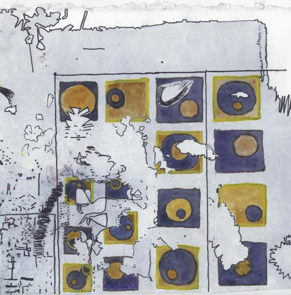 <span class=&#34;link fancybox-details-link&#34;><a href=&#34;/artists/88-iain-nicholls/works/9645/&#34;>View Detail Page</a></span><div class=&#34;artist&#34;><span class=&#34;artist&#34;><strong>Iain Nicholls</strong></span></div><div class=&#34;title&#34;><em>Bag Pattern - Variations 2</em></div><div class=&#34;medium&#34;>watercolour & acrylic</div><div class=&#34;price&#34;>£300.00</div>
