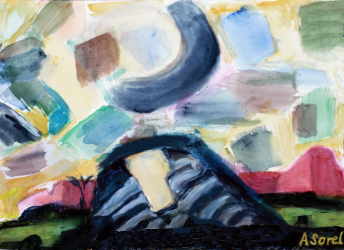 <span class=&#34;link fancybox-details-link&#34;><a href=&#34;/exhibitions/12/works/artworks_standalone9715/&#34;>View Detail Page</a></span><div class=&#34;artist&#34;><span class=&#34;artist&#34;><strong>Agathe Sorel</strong></span></div><div class=&#34;title&#34;><em>Black and Red Volcanos</em></div><div class=&#34;medium&#34;>watercolour</div>
