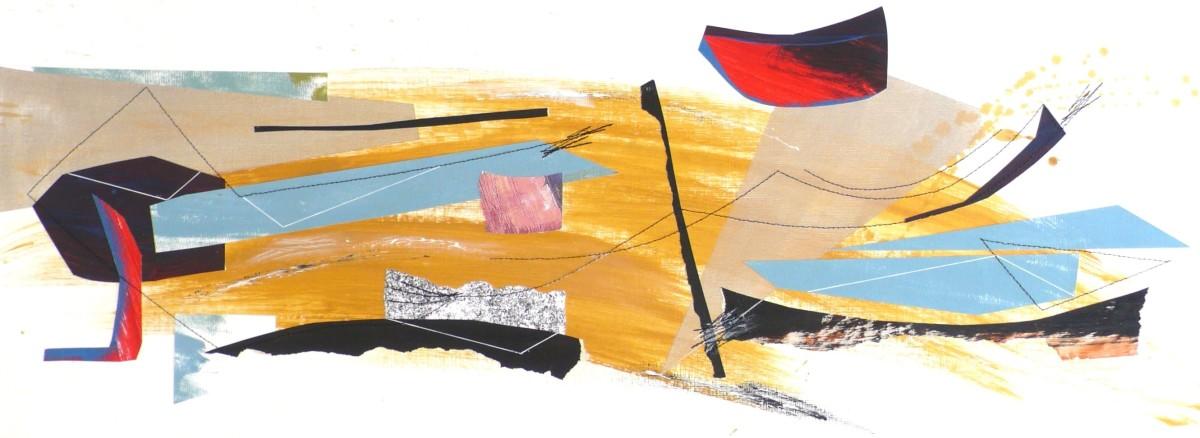 <span class=&#34;link fancybox-details-link&#34;><a href=&#34;/exhibitions/12/works/artworks_standalone9724/&#34;>View Detail Page</a></span><div class=&#34;artist&#34;><span class=&#34;artist&#34;><strong>Lisa Traxler</strong></span></div><div class=&#34;title&#34;><em>Noise of the Landscape (part 1)</em></div><div class=&#34;medium&#34;>watercolour, ink, collage, stitched thread</div>