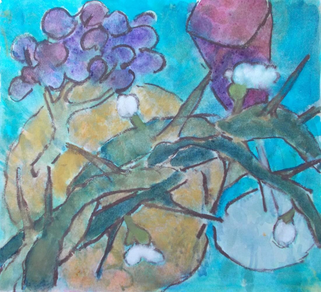<span class=&#34;link fancybox-details-link&#34;><a href=&#34;/exhibitions/12/works/artworks_standalone9736/&#34;>View Detail Page</a></span><div class=&#34;artist&#34;><span class=&#34;artist&#34;><strong>Anne Marlow</strong></span></div><div class=&#34;title&#34;><em>Shared Symbols</em></div><div class=&#34;medium&#34;>watercolour & pastel</div>