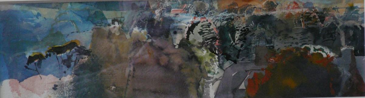 <span class=&#34;link fancybox-details-link&#34;><a href=&#34;/exhibitions/12/works/artworks_standalone9753/&#34;>View Detail Page</a></span><div class=&#34;artist&#34;><span class=&#34;artist&#34;><strong>Paul Newland</strong></span></div><div class=&#34;title&#34;><em>Offham Church from Hamsey</em></div><div class=&#34;medium&#34;>watercolour & gouache</div>