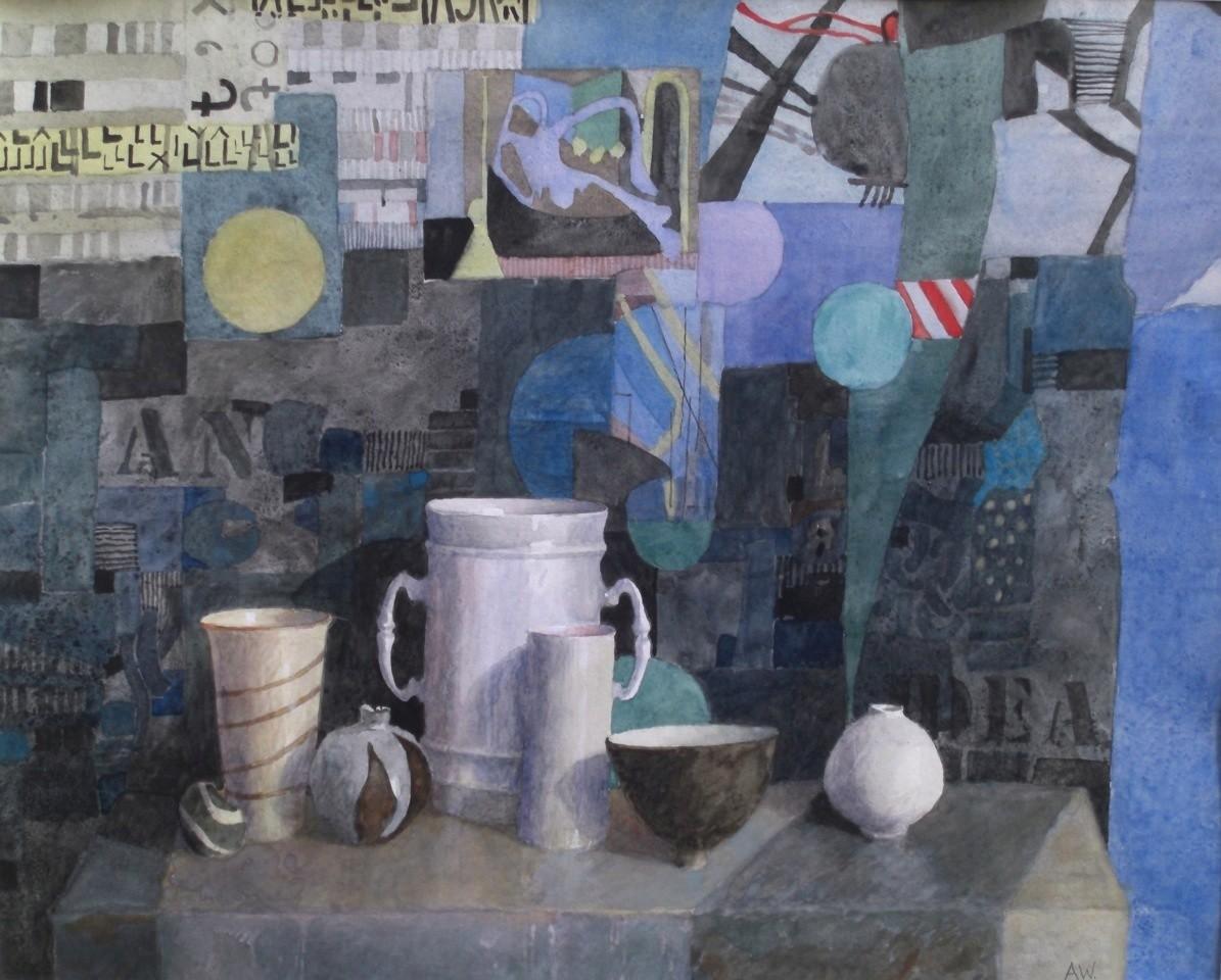 <span class=&#34;link fancybox-details-link&#34;><a href=&#34;/exhibitions/12/works/artworks_standalone9760/&#34;>View Detail Page</a></span><div class=&#34;artist&#34;><span class=&#34;artist&#34;><strong>Annie Williams</strong></span></div><div class=&#34;title&#34;><em>Present from Joan</em></div><div class=&#34;medium&#34;>watercolour</div>