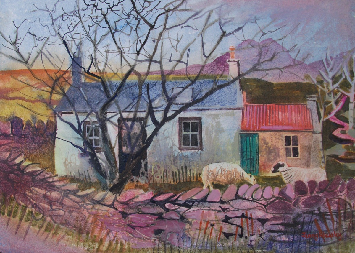 <span class=&#34;link fancybox-details-link&#34;><a href=&#34;/exhibitions/12/works/artworks_standalone9764/&#34;>View Detail Page</a></span><div class=&#34;artist&#34;><span class=&#34;artist&#34;><strong>Jenny Wheatley</strong></span></div><div class=&#34;title&#34;><em>Croft</em></div><div class=&#34;medium&#34;>watercolour</div>