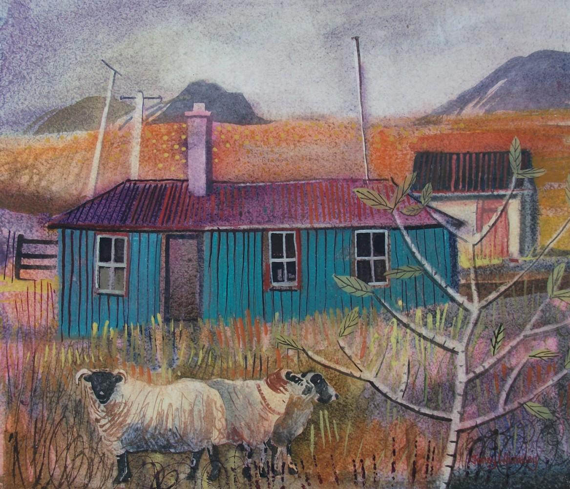 Cow study by neil williams