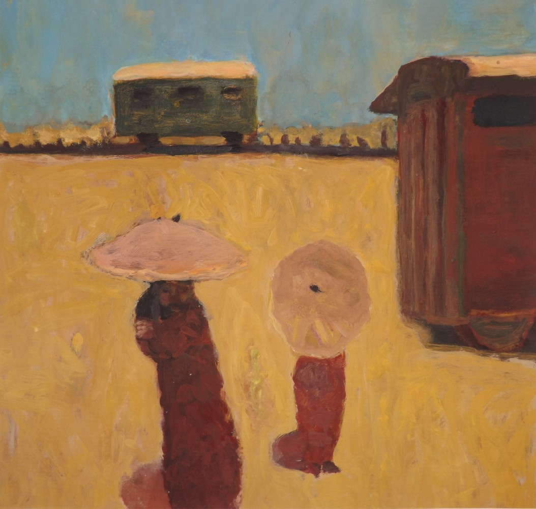 <span class=&#34;link fancybox-details-link&#34;><a href=&#34;/exhibitions/12/works/artworks_standalone9769/&#34;>View Detail Page</a></span><div class=&#34;artist&#34;><span class=&#34;artist&#34;><strong>Bridget Moore</strong></span></div><div class=&#34;title&#34;><em>In the Heat</em></div><div class=&#34;medium&#34;>gouache</div>