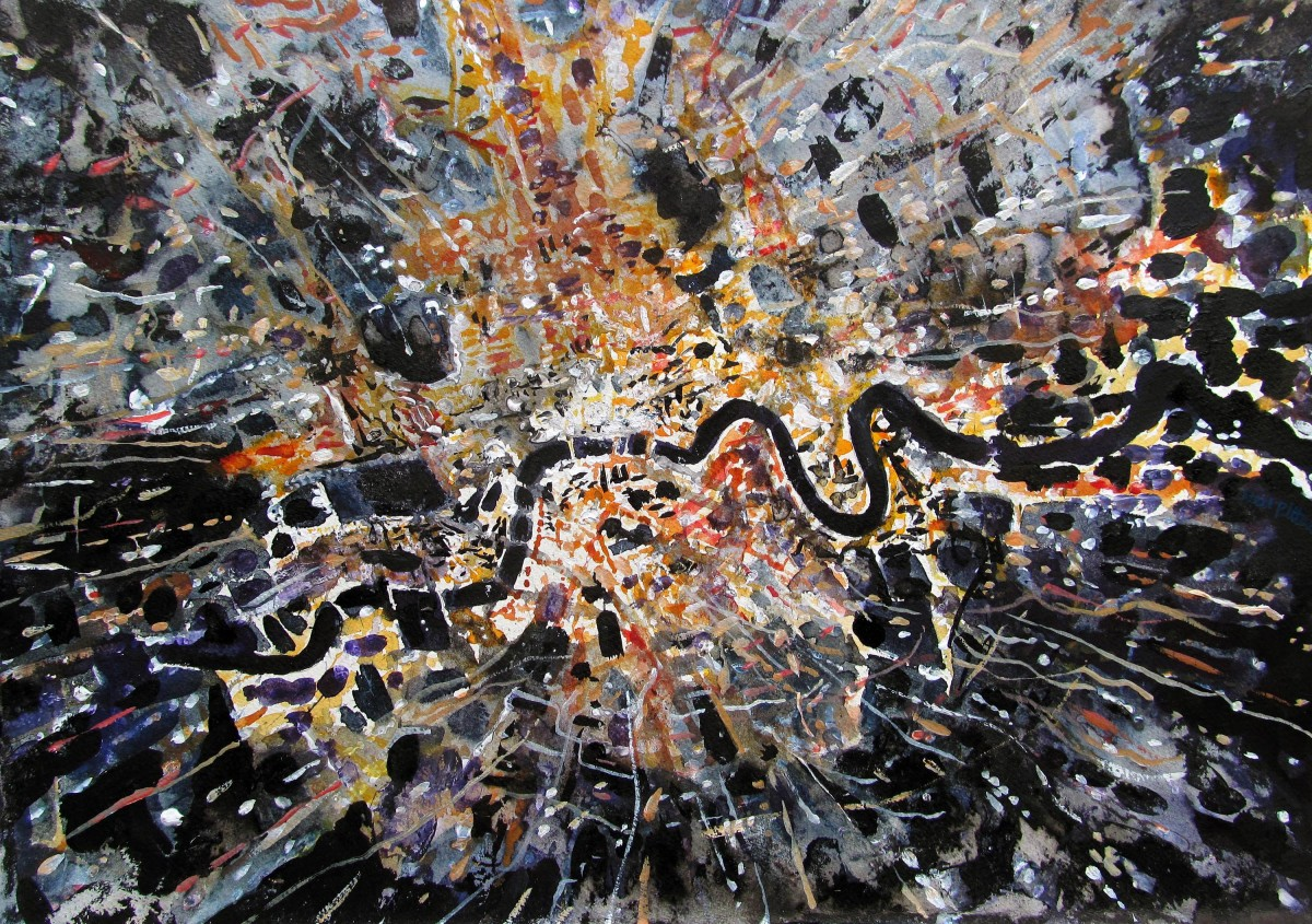 <span class=&#34;link fancybox-details-link&#34;><a href=&#34;/exhibitions/12/works/artworks_standalone9775/&#34;>View Detail Page</a></span><div class=&#34;artist&#34;><span class=&#34;artist&#34;><strong>Neil Pittaway</strong></span></div><div class=&#34;title&#34;><em>London from Space</em></div><div class=&#34;medium&#34;>watercolour & bodycolour</div>