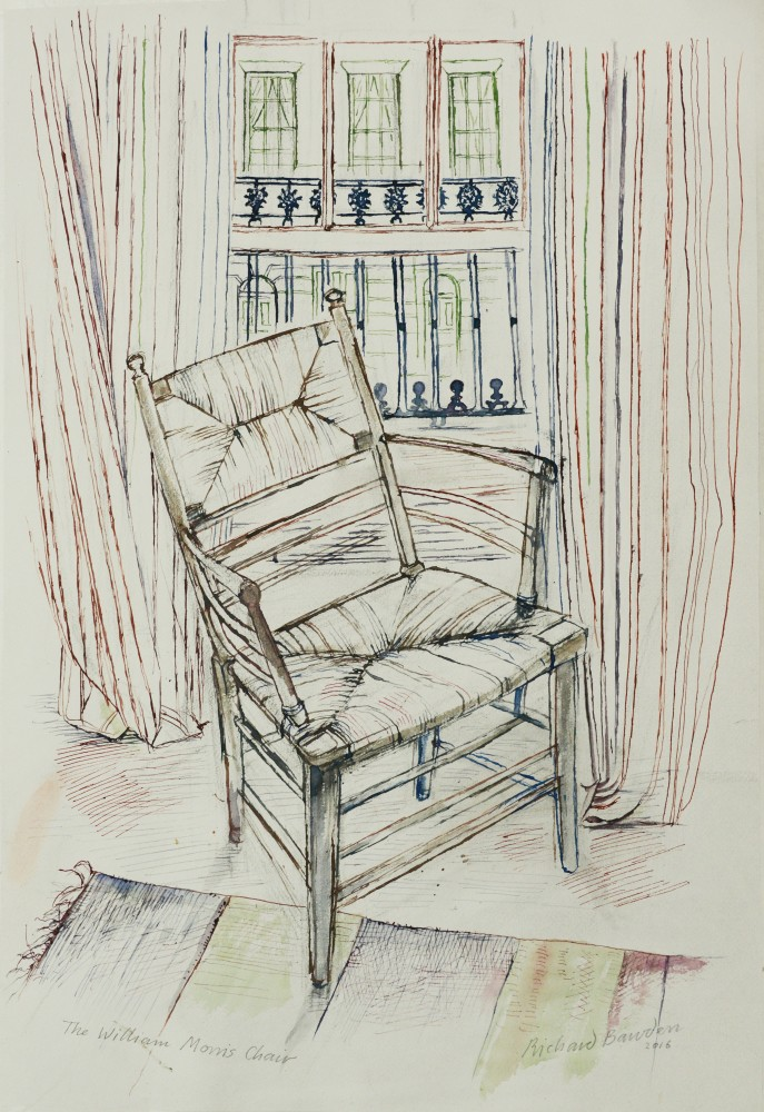 <span class=&#34;link fancybox-details-link&#34;><a href=&#34;/exhibitions/15/works/artworks_standalone9964/&#34;>View Detail Page</a></span><div class=&#34;artist&#34;><span class=&#34;artist&#34;><strong>Richard Bawden</strong></span></div><div class=&#34;title&#34;><em>The William Morris Chair</em></div><div class=&#34;medium&#34;>pen & ink</div>