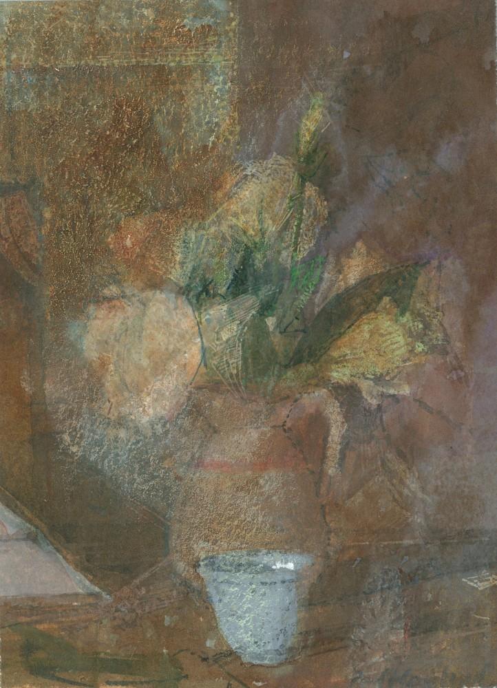 <span class=&#34;link fancybox-details-link&#34;><a href=&#34;/artists/87-paul-newland/works/10243/&#34;>View Detail Page</a></span><div class=&#34;artist&#34;><span class=&#34;artist&#34;><strong>Paul Newland</strong></span></div><div class=&#34;title&#34;><em>Flowers</em></div><div class=&#34;medium&#34;>Watercolour and gouache</div><div class=&#34;dimensions&#34;>35x26cm</div>