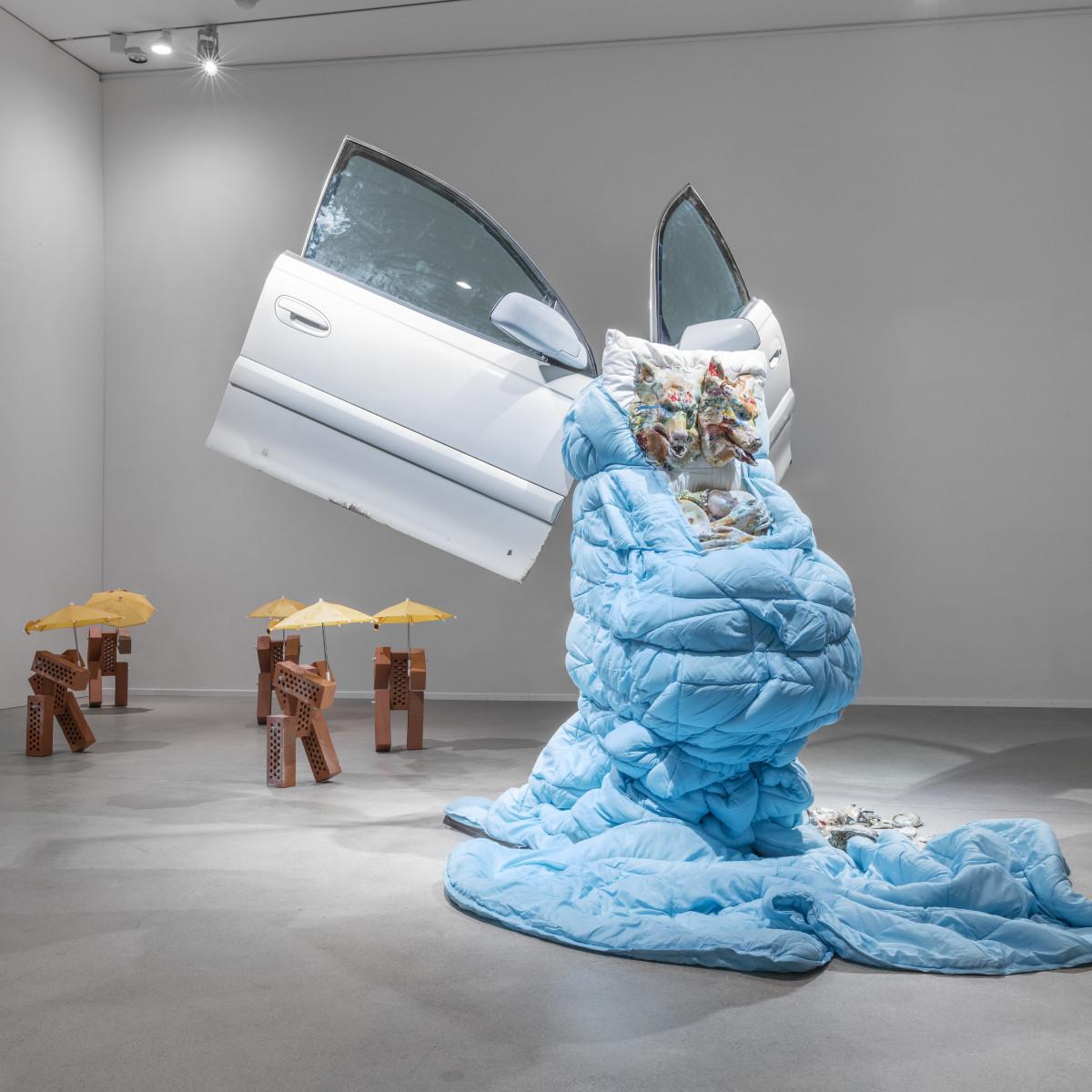 Marcelle Joseph Interviews Multidisciplinary Estonian Artist, Kris Lemsalu