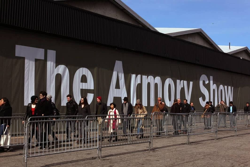 Armory Show 2020.Art Fairs Cristea Roberts Gallery