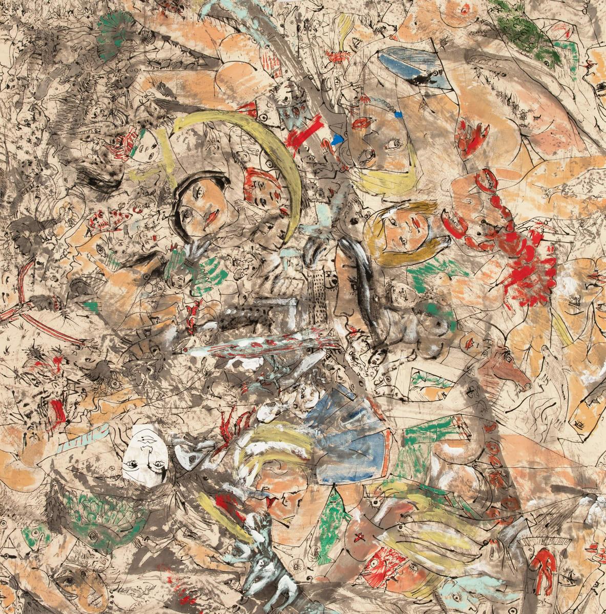 Knox Martin: Homage to Goya