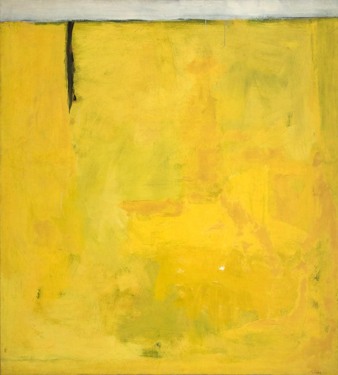 Julius Tobias: Capturing Space: Paintings from the 50s & 60s
