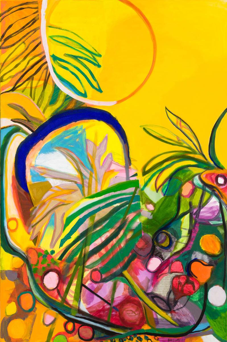 Bill Scott: Leaf and Line