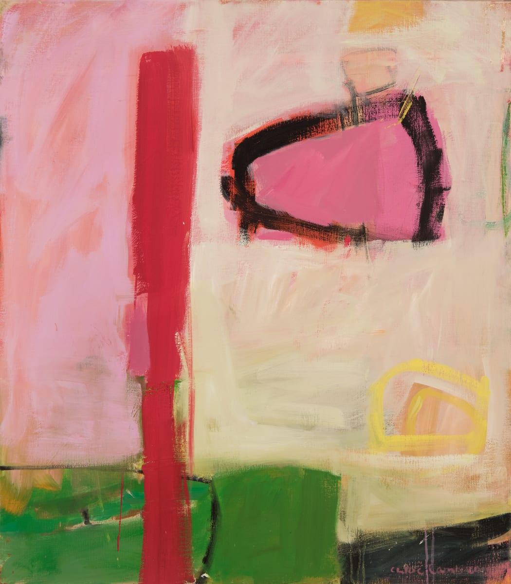 Color Harmonies: New Paintings by Chloë Lamb