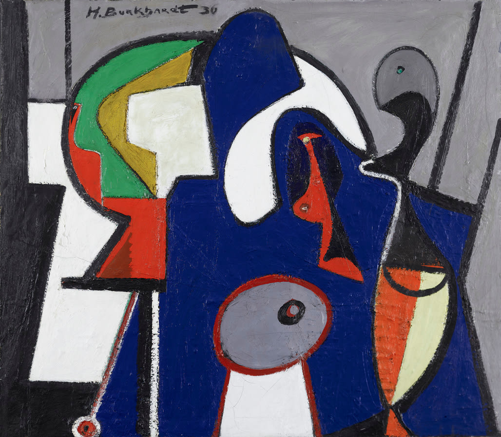 Modernist Works from a California Collection