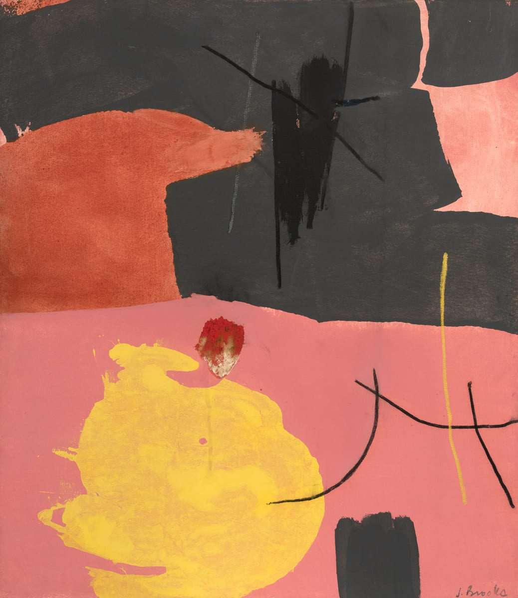Abstract Expressionist Post-War Selections