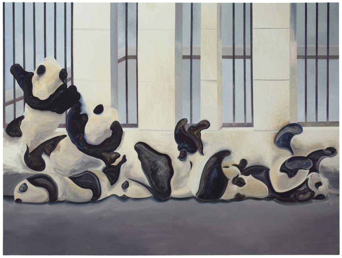 Pompido Panda Paints: The Fourth Pompido Panda Book (Pompido Panda Book Series 4)