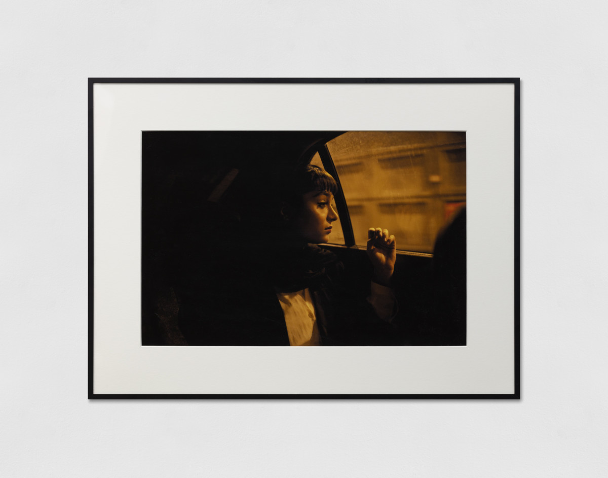 Tao Hui The Dusk of Teheran, 2014 Fine Art Inkjet print on Hahnemühle Photo Rag Ultrasmooth paper 30 x 45 cm (unframed) 43,6 x 58,6 x 2 cm (framed) 陶辉 《德黑兰黄昏》(2014年) 在哈内姆勒摄影纯棉硫化钡纸上的美术喷墨打印 30 x 45 cm(无框) 43.6 x 58.6 x 2 cm(连框)
