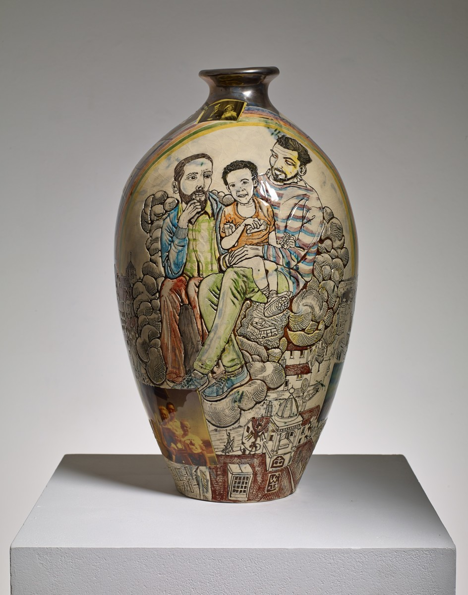 Grayson perry modern family 2014 victoria miro reviewsmspy