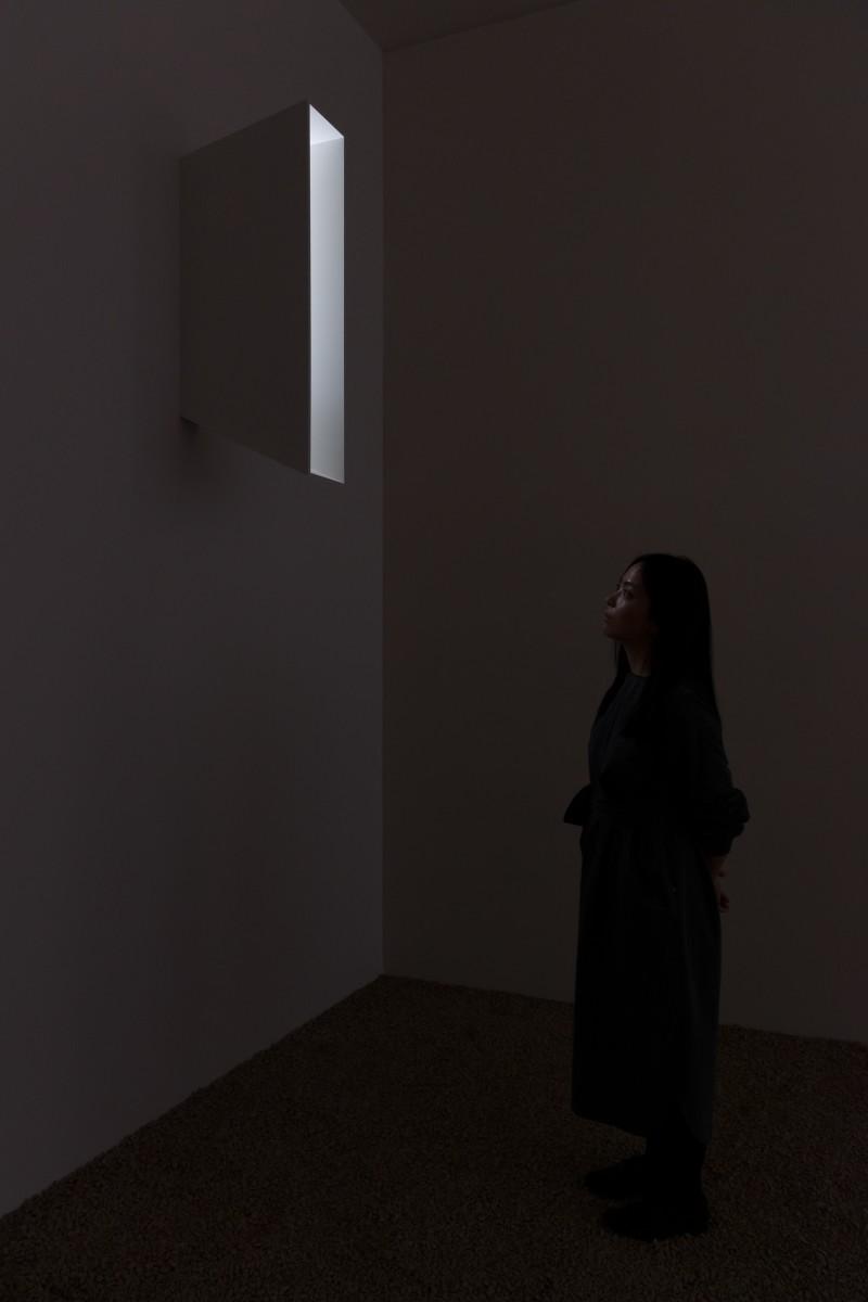 Daniel Steegmann Mangrané, Ne voulais prendre ni forme, ni chair, ni matière, 2020. Photo © Andrea Rossetti.