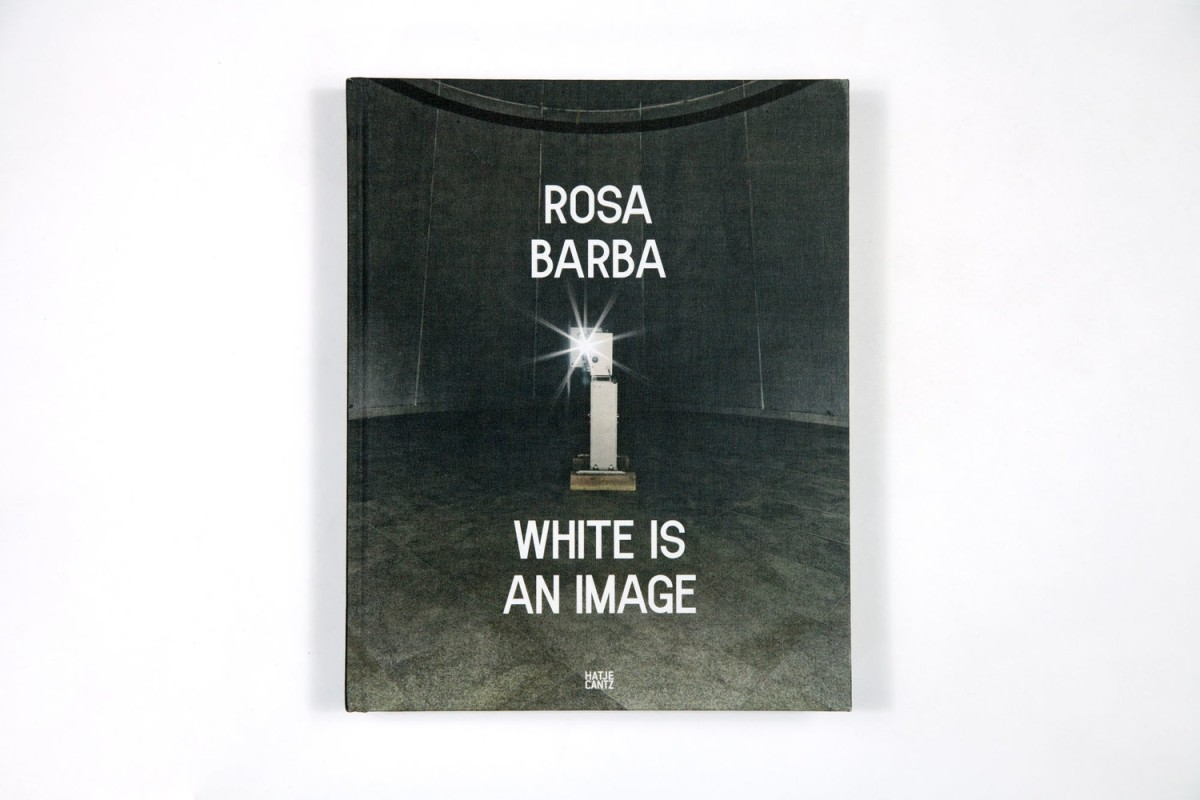 Rosa Barba White Is an Image Texts by Lynne Cooke, Elisabeth Lebovici, Francesco Manacorda, Ian White, Nataša Petrešin-Bachelez, Raimundas Malasauskas 2011 Publisher: Hatje Cantz Hardcover, 293 pages Languages: English, Italian, French Buy here