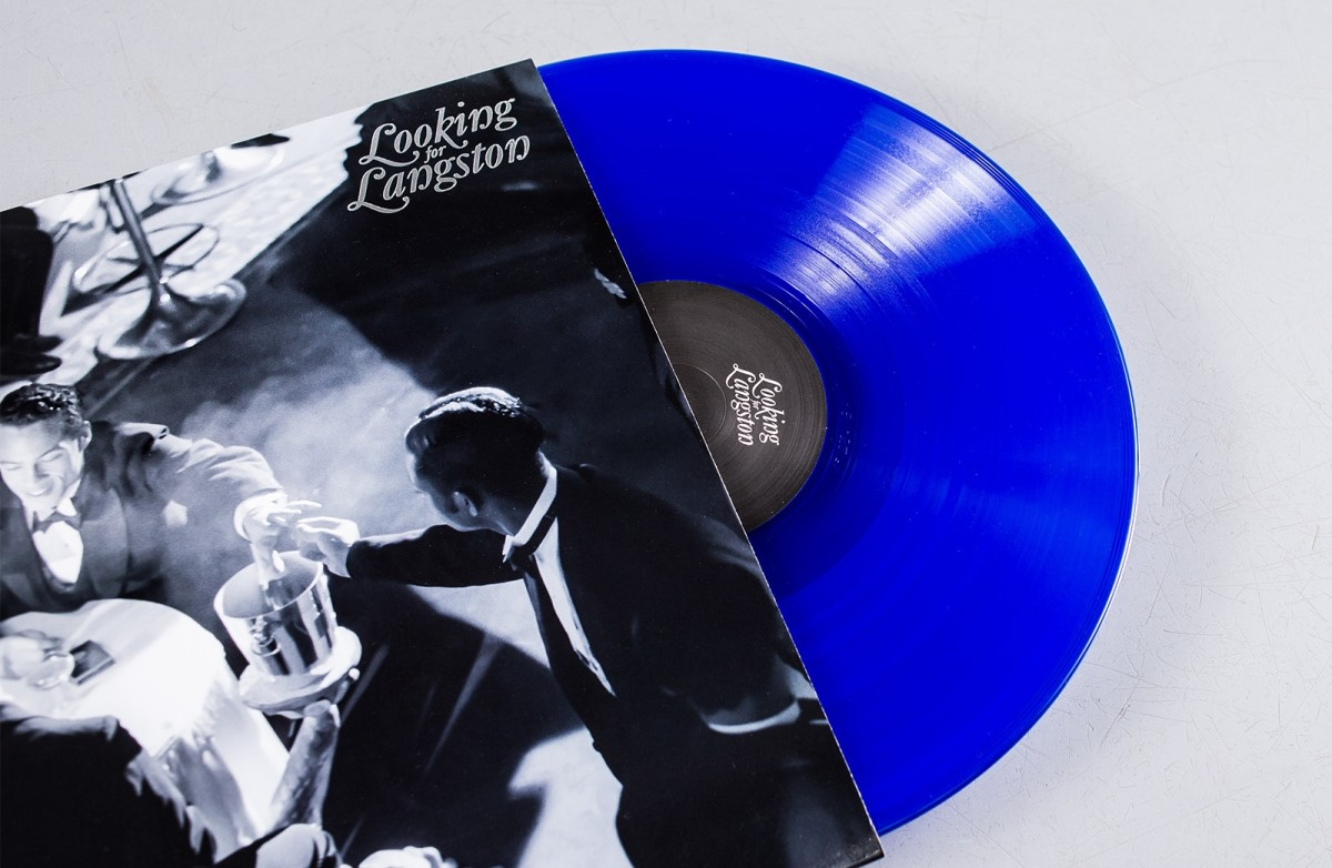 Looking for Langston soundtrack and specially mixed blue vinyl