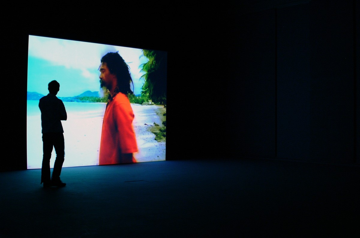 Isaac Julien Po 1 Screen Edinburgh 1