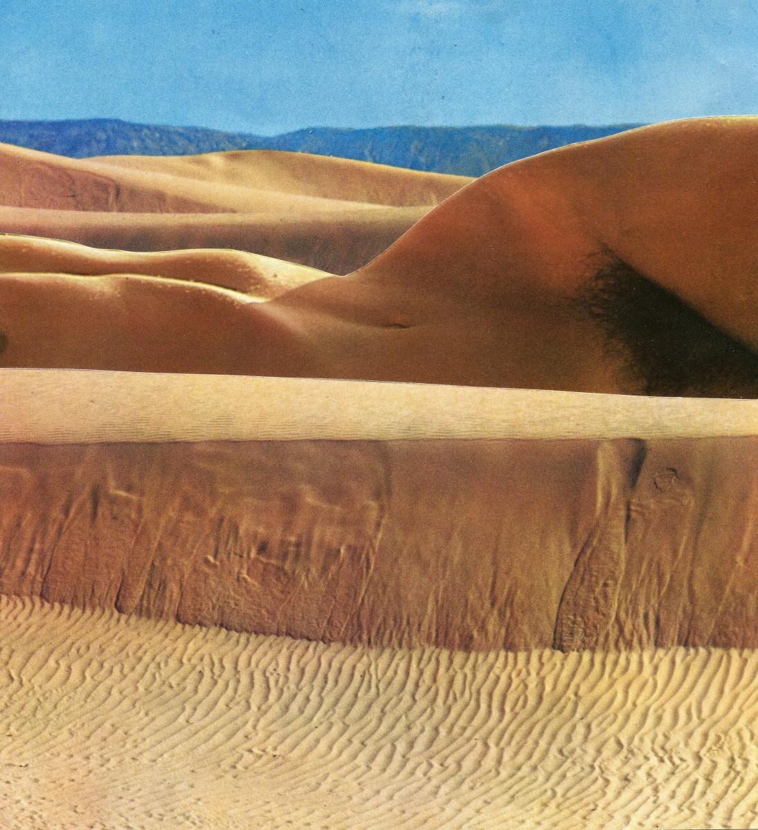 Αποτέλεσμα εικόνας για kolaz art erotica sea sky
