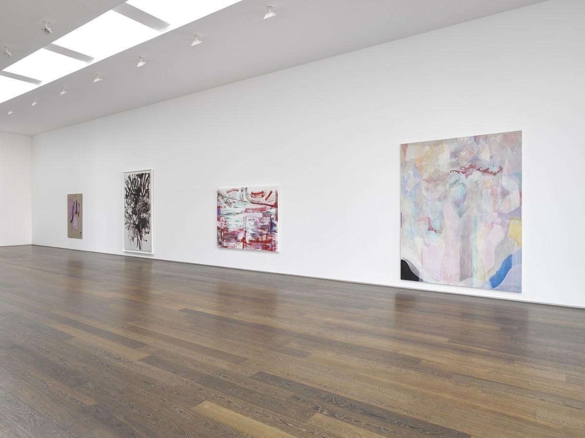 D Exhibition : Surface work victoria miro