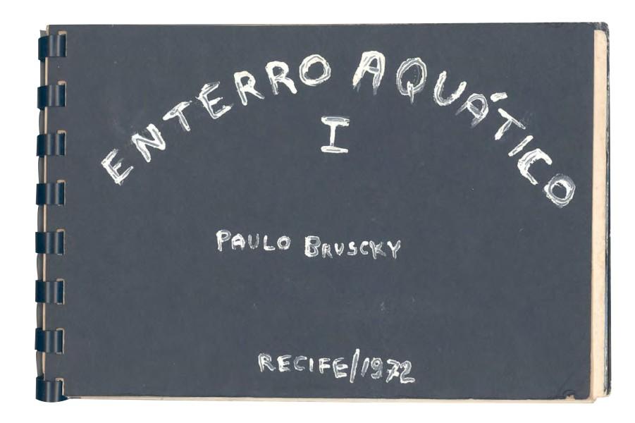 <p>burial at sea, 1972</p><p>artist book [photographs on paper, binding]</p><p>12 x 18, 5 cm</p>