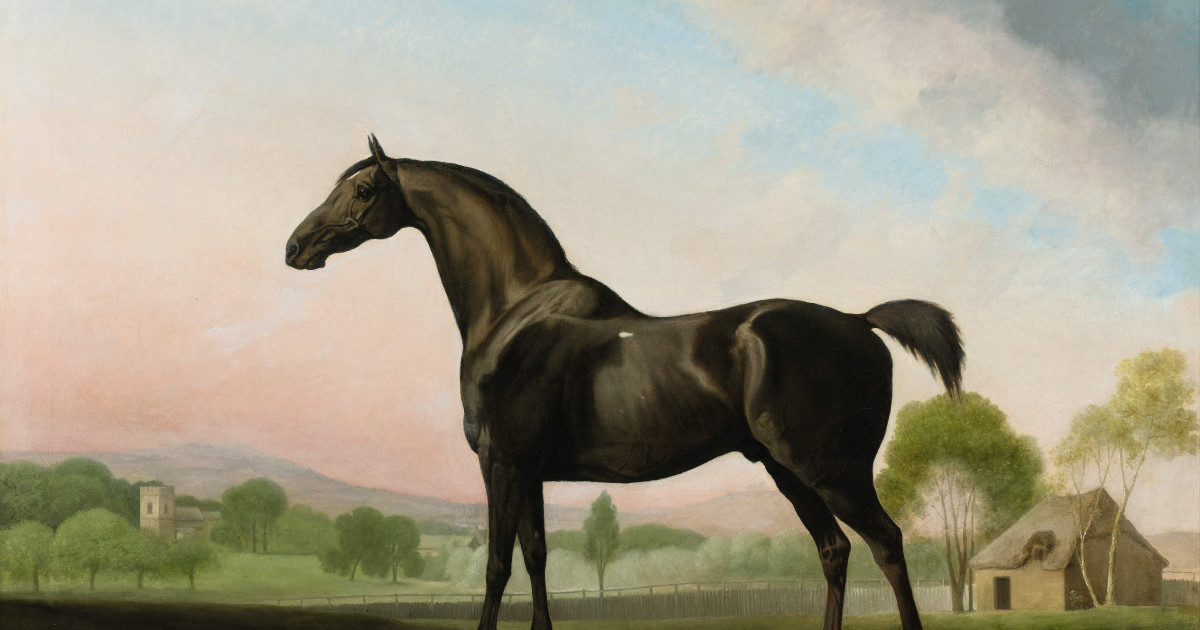 George Stubbs, ARA biography | Rountree Tryon