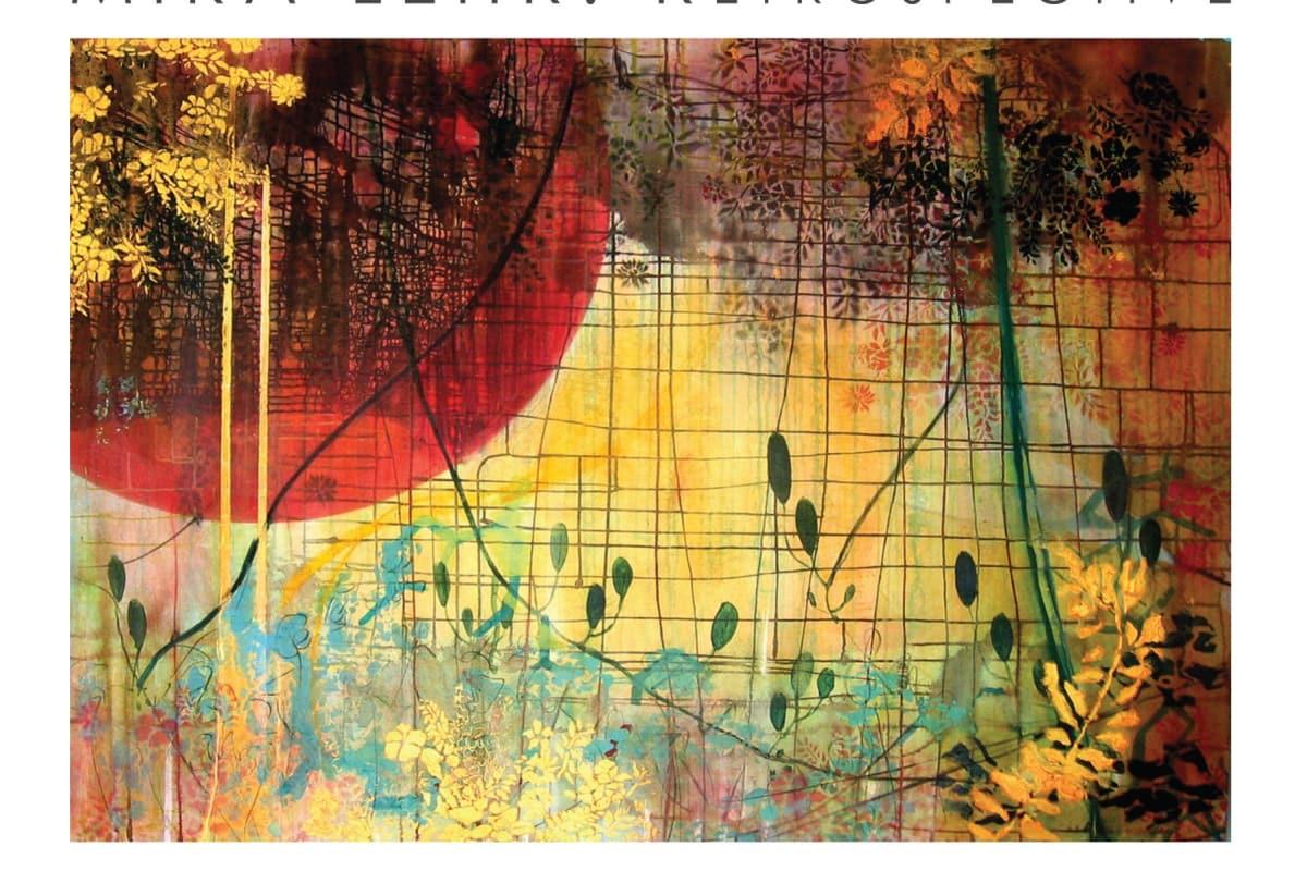 Invitation for Mira Lehr: Retrospective January 15-February 7, 2015
