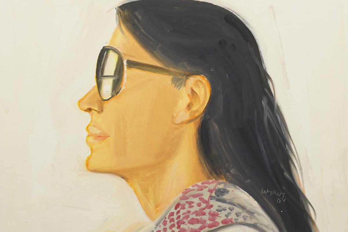 Carmen, Oil on board, 12 x 16 inches (30.5 x 40.6 cm)