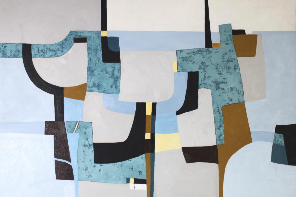 Portland Rise by Teresa Lawton