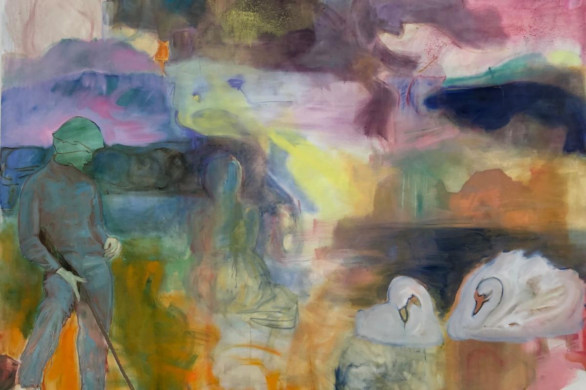 Susan Rocklin, 'Madder Under Everything'