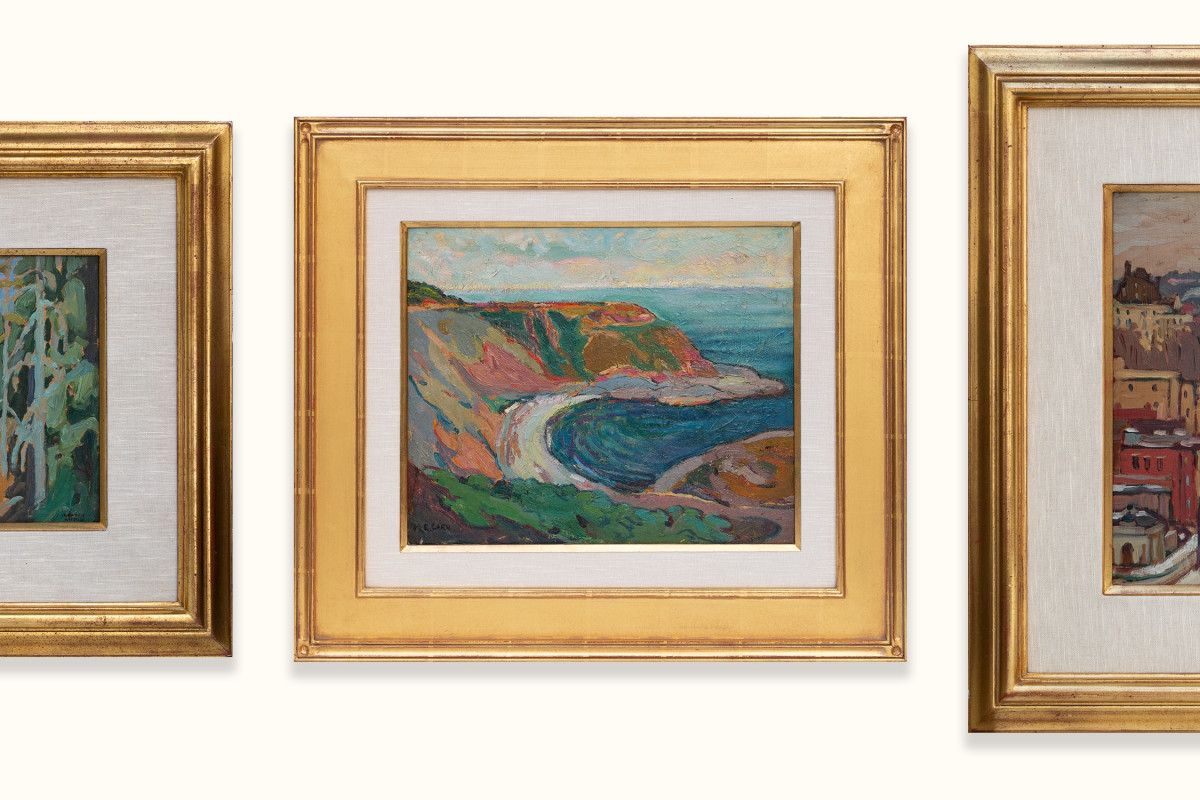 Property from an Important British Columbia Collection by Alan Klinkhoff Gallery