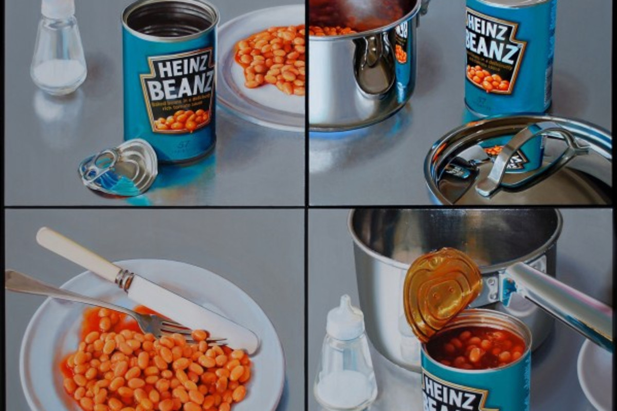 How To Eat Beans by Cynthia Poole
