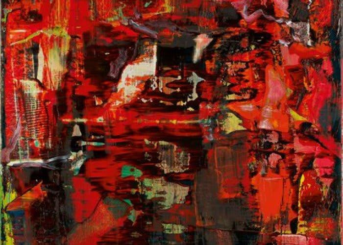 Gerhard Richter Museum Of Modern Art