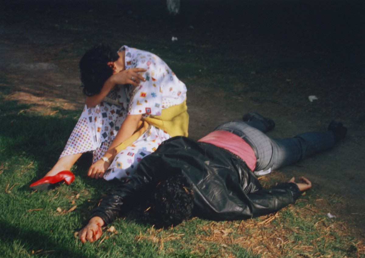 """<div class=""""artist""""><span class=""""artist""""><strong>Enrique Metinides</strong></span></div><div class=""""title""""><em>Chapultepec Park, Mexico City, 1995</em></div><div class=""""signed_and_dated"""">Signed and stamped on the verso by the artist and accompanies by a signed certificate</div><div class=""""medium"""">C-type print</div><div class=""""dimensions"""">57 x 42 cm</div><div class=""""edition_details"""">Edition of 15</div>"""