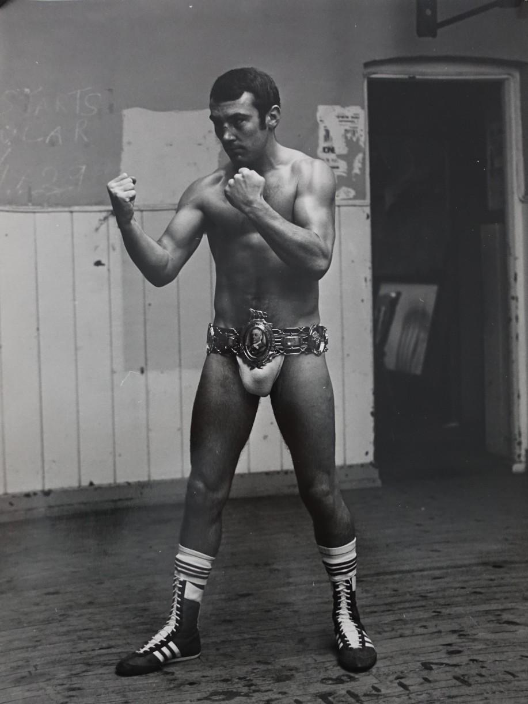 Alan Minter (Boxer), Nov 1978