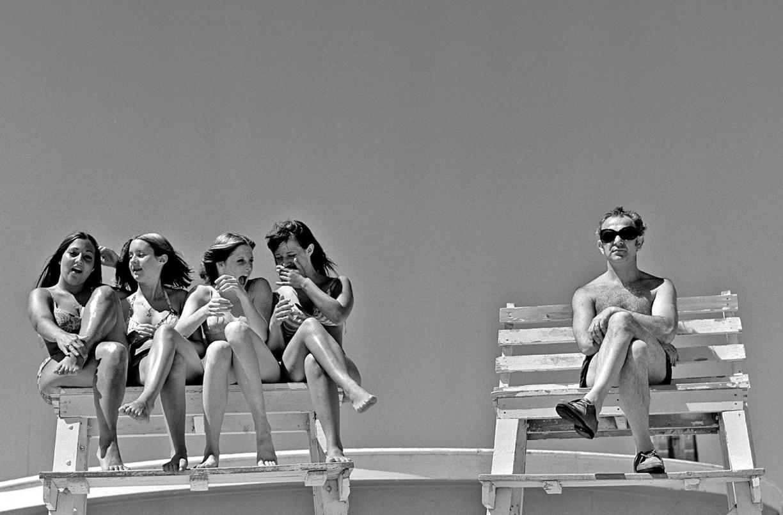 Lifeguard's Dream, 1972