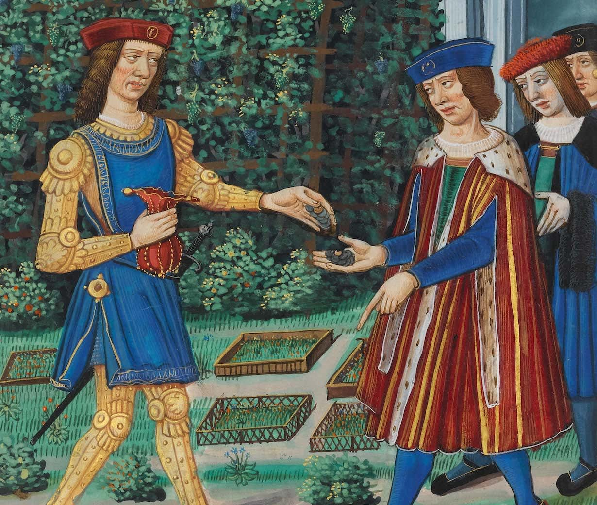 Fine Manuscripts for the House of Lorraine