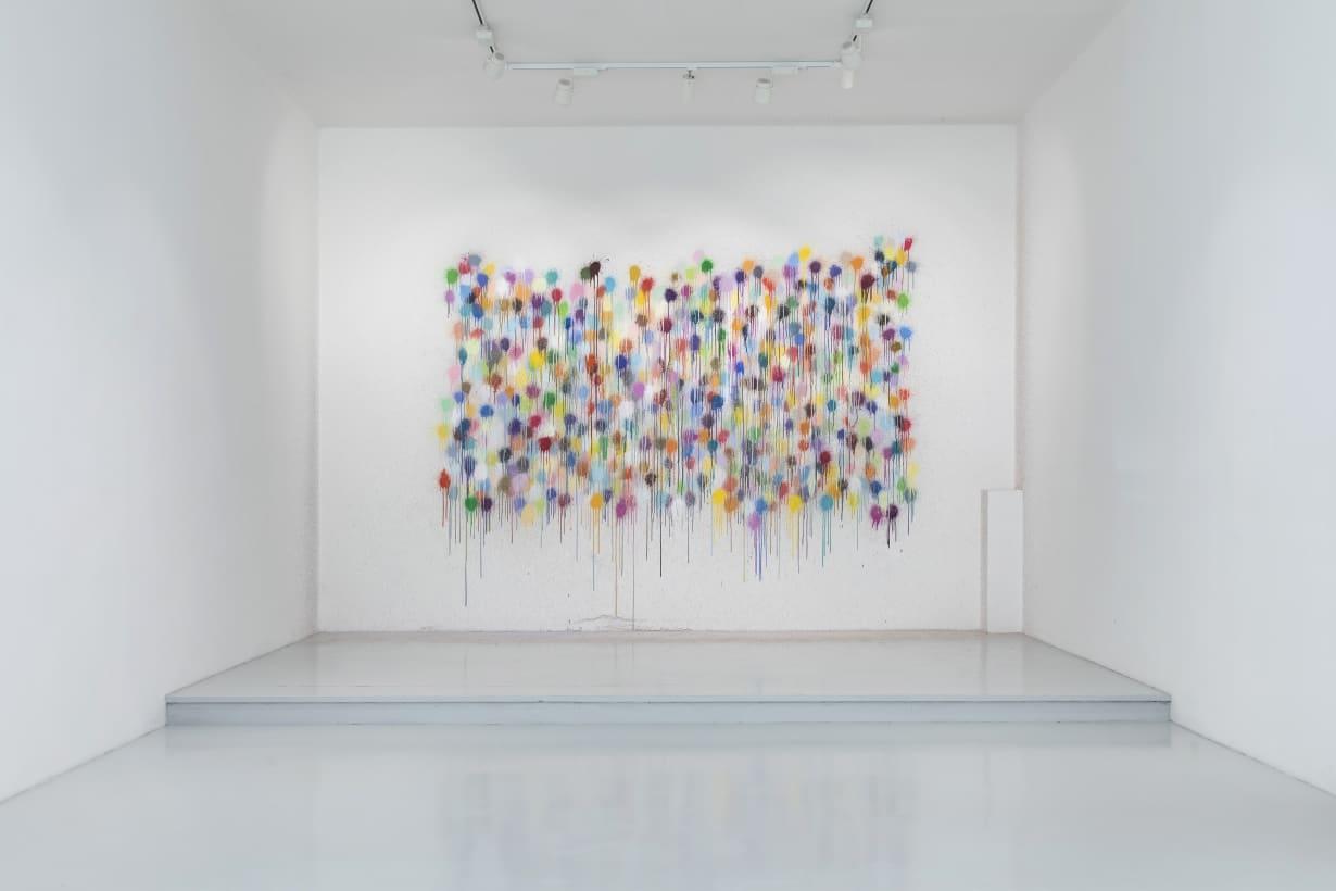 Milan Flare painting