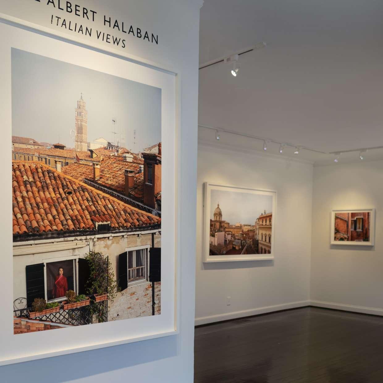 Gail Albert Halaban: Italian Views & 30 Years of Women