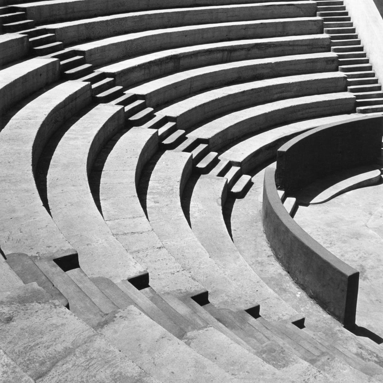 Mills College Amphitheatre, 1920