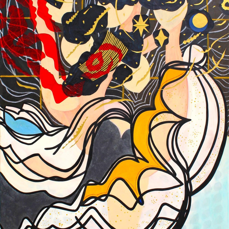 Ed Cross Fine Art at 1-54 2019