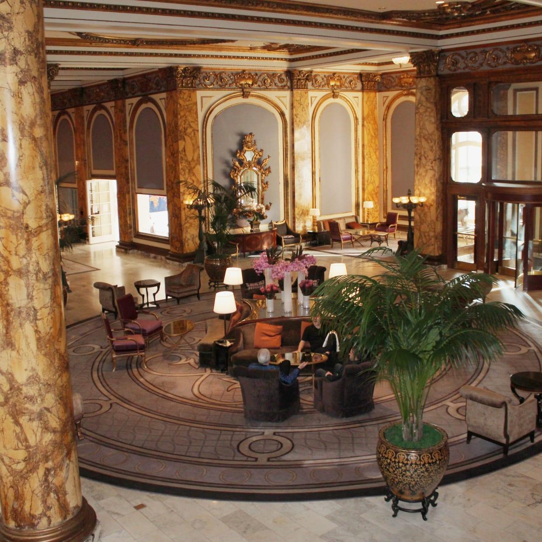 950 Mason Street (The Fairmont Hotel)