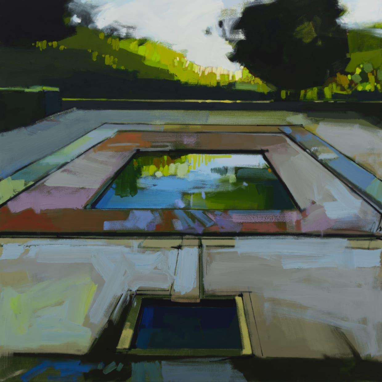 Reflecting Pond, Granada