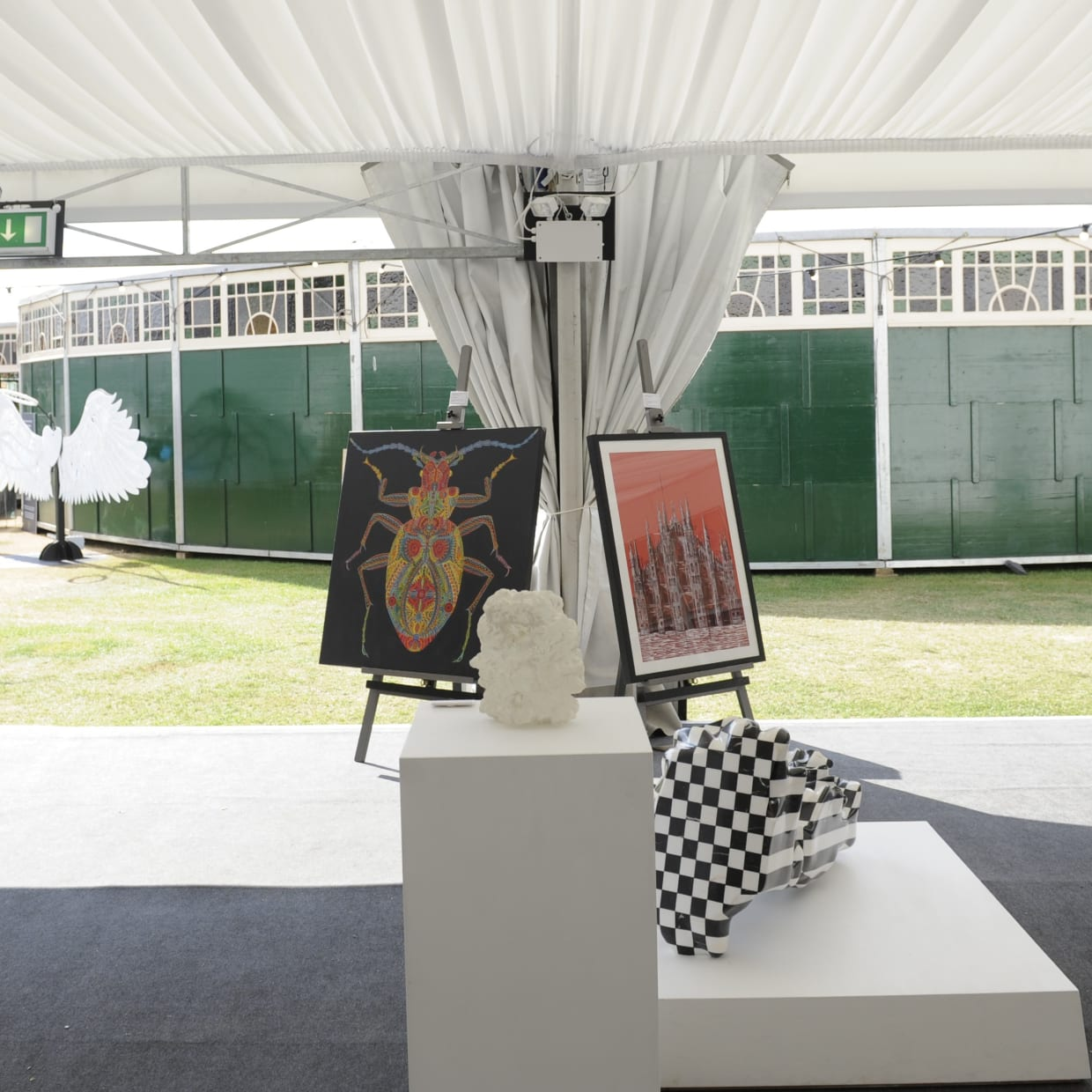 Henley Festival - Exhibition